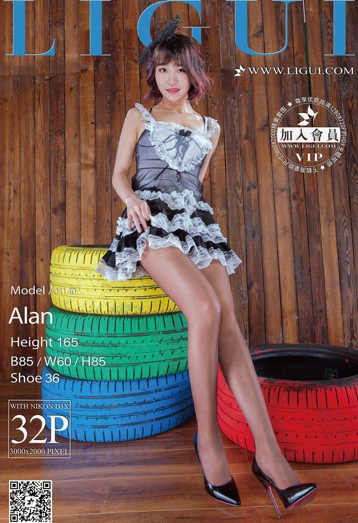 [Ligui丽柜]2016.05.03 Model ALAN[32+1P/41.5M]